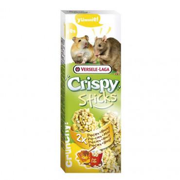 Crispy Sticks c/ Girassol & Mel (Gerbis)