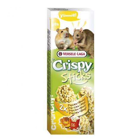 Crispy Sticks c/ Pipocas & Mel