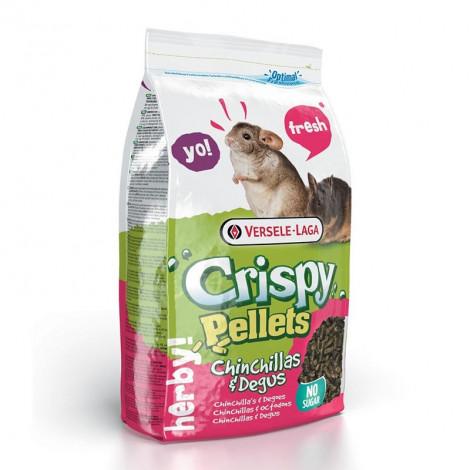 Crispy Pellets Chinchillas & Degus 1Kg