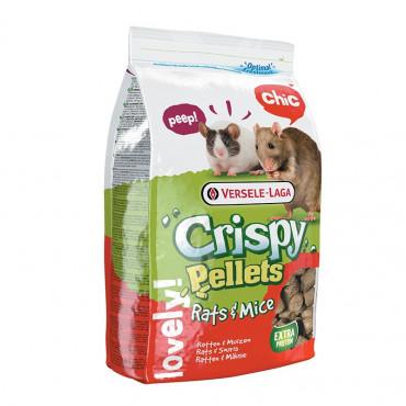 Crispy Pellets Rats & Mice 20Kg (Omnívoros)