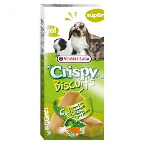Crispy Biscuits Legumes
