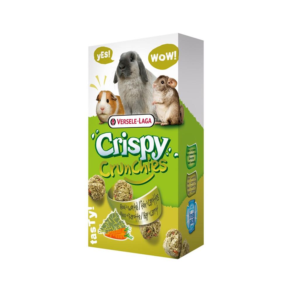 Crispy Crunchies Hay 75Gr