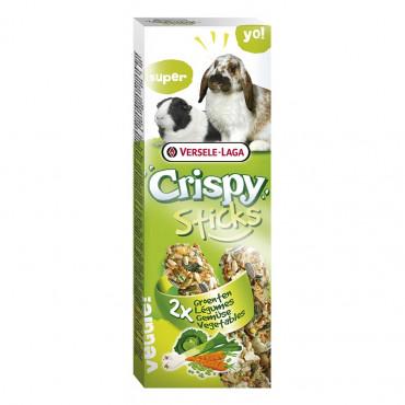 Crispy Sticks c/ Legumes 2x55gr