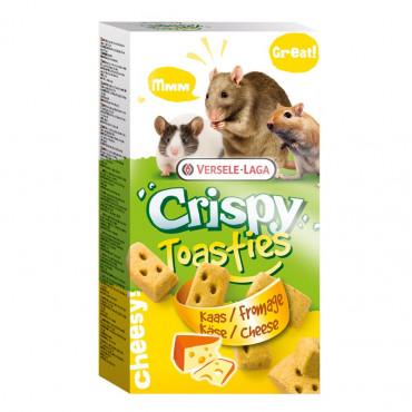 Crispy Toasties Queijo