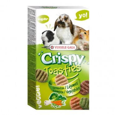 Crispy Toasties Legumes