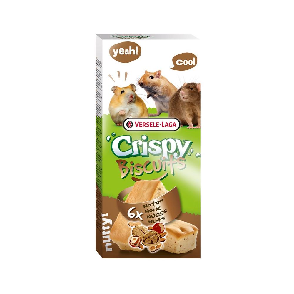 Crispy Biscuits Nozes