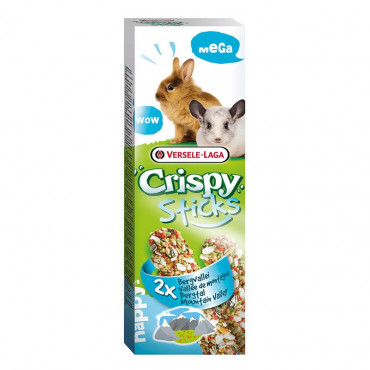 "Crispy Sticks ""Vale Montanha"" 2unx70gr"