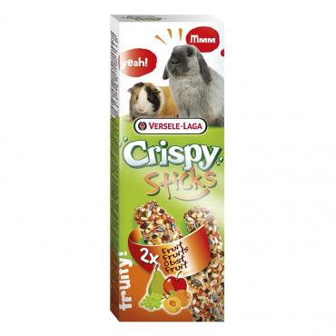 Crispy Sticks c/ Fruta 2x55gr