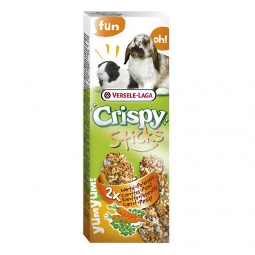 Crispy Sticks c/ Cenoura e Salsa 2x55gr