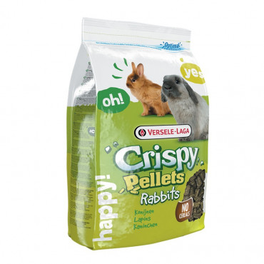 Crispy Pellets Alimento para coelho