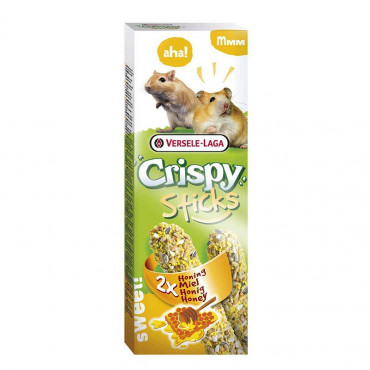 Crispy Sticks c/ Mel 2x55gr