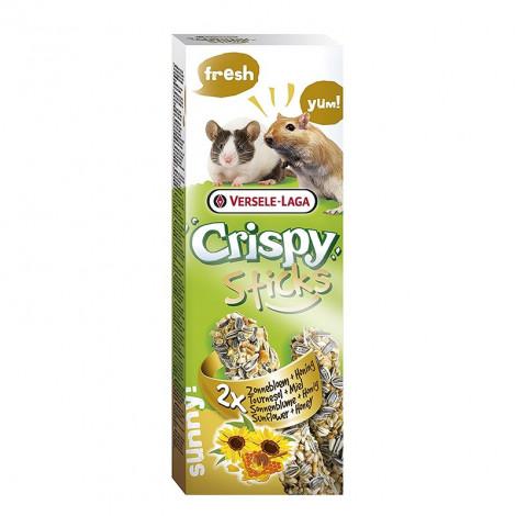 Crispy Sticks c/ Girassol e Mel