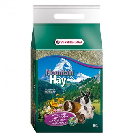 Versele-Laga Mountain Hay Feno da Montanha com Ervas