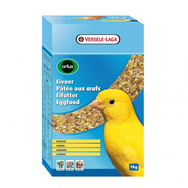 Versele-Laga Orlux Papa seca amarela para Canários
