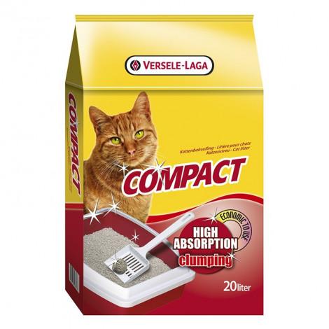 Versele-Laga Compact Areia para gato