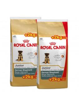 Royal Canin - Pastor Alemão Junior 12 Kg(Fidelização - Compre 8 Sacos + 1 Oferta)