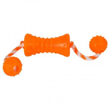 Bone with Balls TOYFASTIC - 48cm - 12.5x7cm