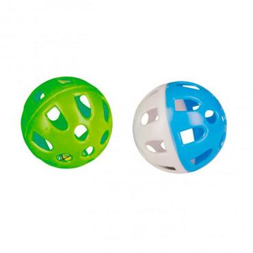 Bolas de Plástico (2uni.) - 5cm