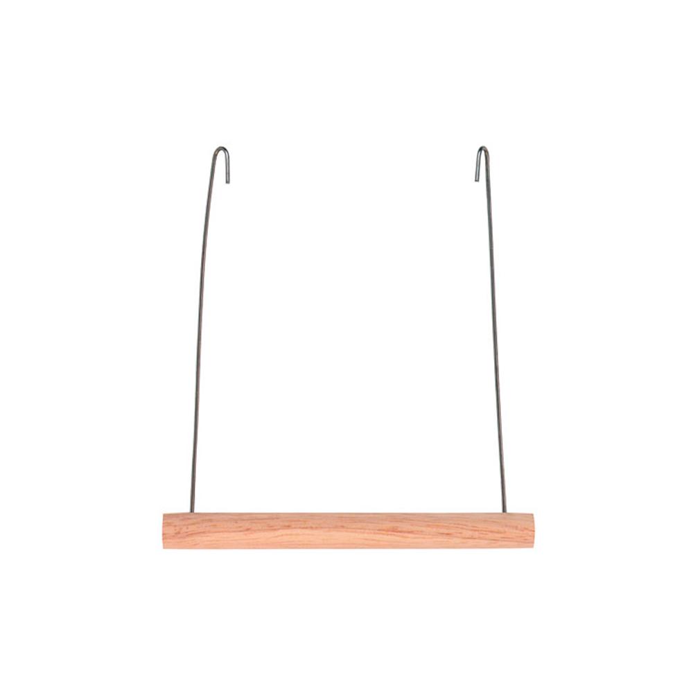 Baloiço de Madeira - 12x13.5cm