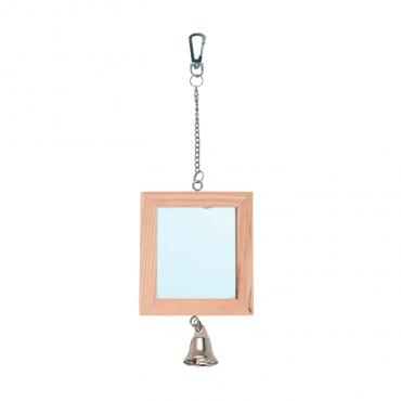 Espelho Duplo - 8.5x9.5cm