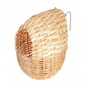 Ninho de Bamboo p/ Pássaros Exóticos