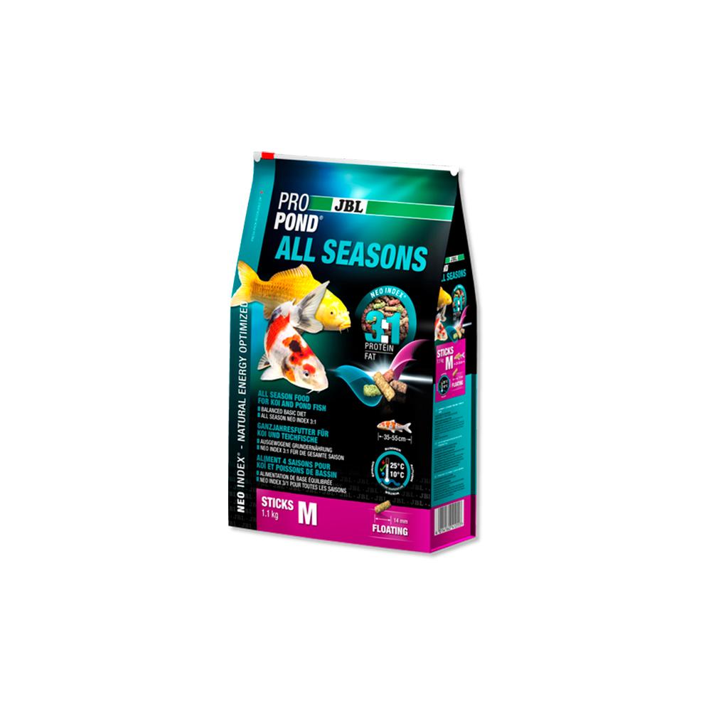 JBL - ProPond All Seasons M 7.5Kg (5.8kg+30%)