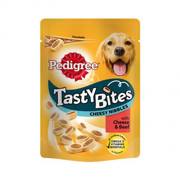 Pedigree - Tasty Bites Cheesy Bites 140gr