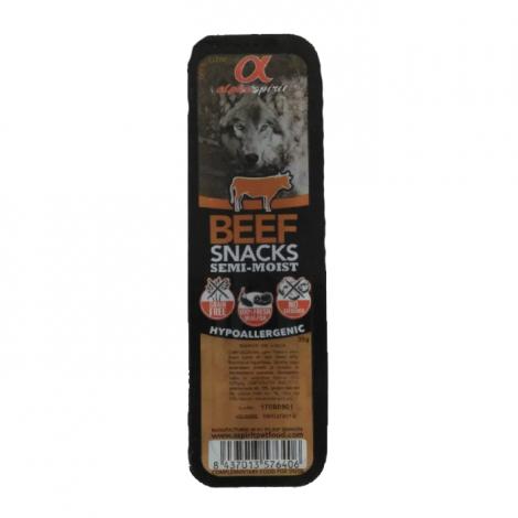 AlphaSpirit Snack p/ Cão - Sabor a Carne de Vaca