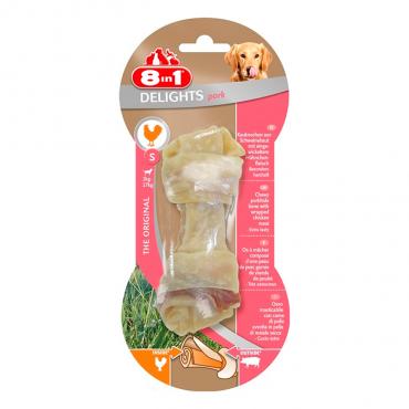 8in1 Delights Pork Bone - Osso S