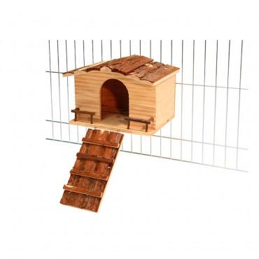 Casa para Roedores - 37x35x15cm