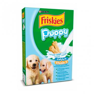 Friskies Puppy Biscoito de Leite 350gr