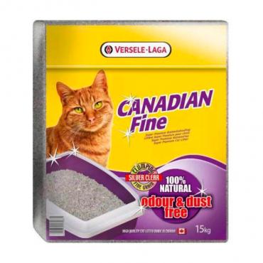 Verse-Laga Canadian Fine Areia para gato Natural