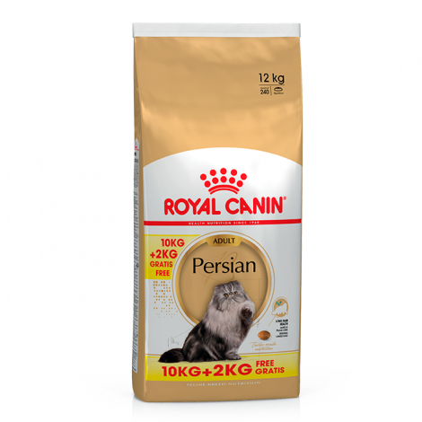 Royal Canin Persian Gato adulto 10 kg + 2 kg OFERTA
