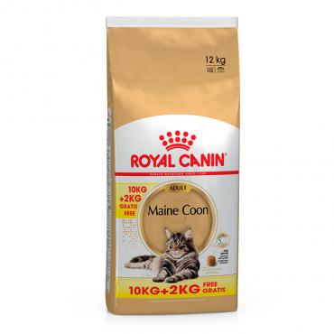 Royal Canin - Maine Coon 10Kg + 2Kg Oferta