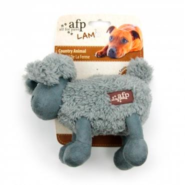 Brinquedo Cão Lamb Cuddle Pequeno