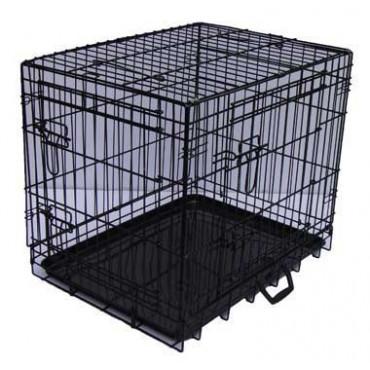 Jaula Transportadora Dog Crate 60x43x50Cm