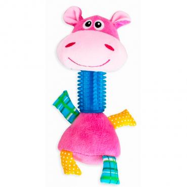 Brinquedo p/cão Pawise - Hipopotamo 26cm