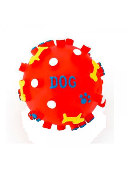 Moly - Bola em Vinil Dog 8cm