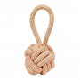 Bola em Algodão e Juta com corda XL