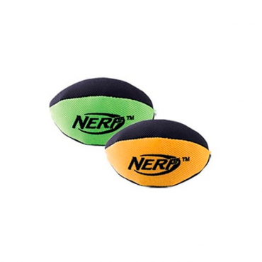 Nerf Trackshot Pelota Rugby Grande