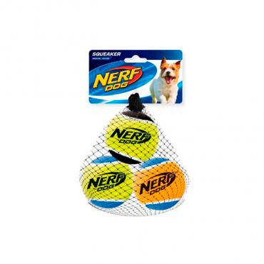 Nerf Squeak Tenis Balls S