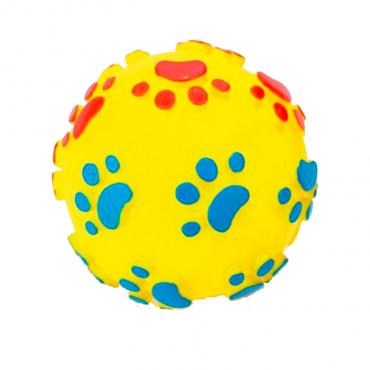 Moly - Bola em Vinil c/Patas 10cm