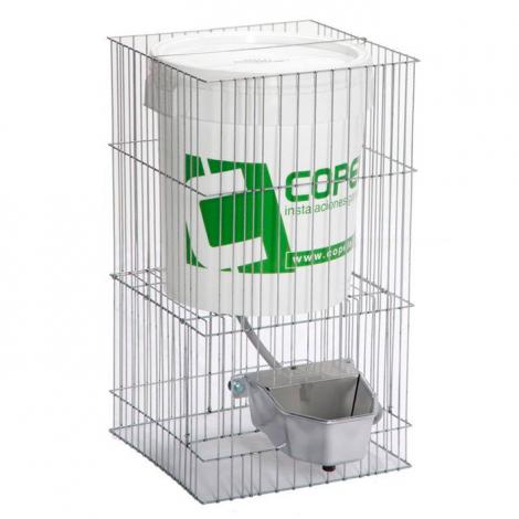 Copele - Bebedouro c/ Depósito em Alumínio Acuacán