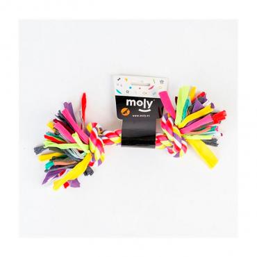 Moly - Corda Algodão c/2nós 20cm