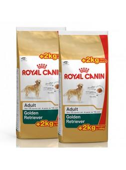 Royal Canin - Golden Retriever 12Kg+2Kg Oferta (Fidelização - Compre 8 Sacos + 1 Oferta)