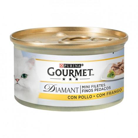 Gourmet Diamant - Finos Pedaços em Molho com Frango