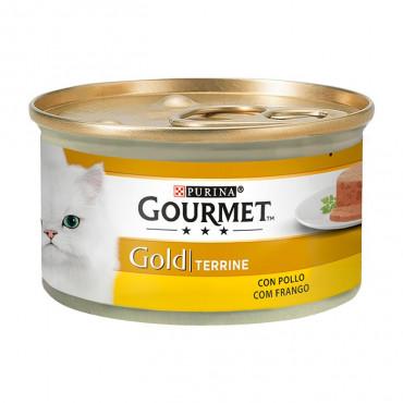 Gourmet Gold Frango 85gr (Terrine)