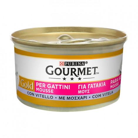 Gourmet Gold Kitten Vitela (Mousse)