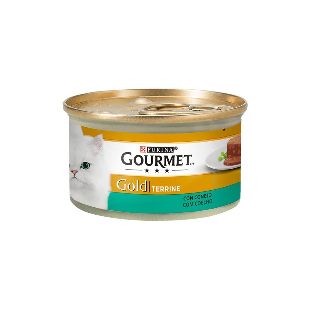 Gourmet Gold Coelho 85gr (Terrine)