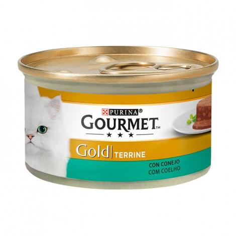 Gourmet Gold Terrine - Coelho